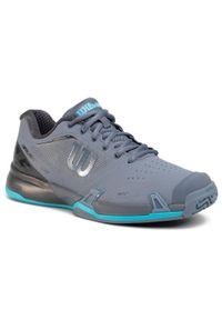 Szare buty do tenisa Wilson