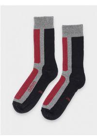 outhorn - Skarpety trekkingowe za kostkę uniseks. Materiał: bawełna, poliamid, materiał, elastan