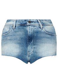 Niebieskie szorty jeansowe G-Star RAW