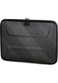 Czarne etui na laptopa hama