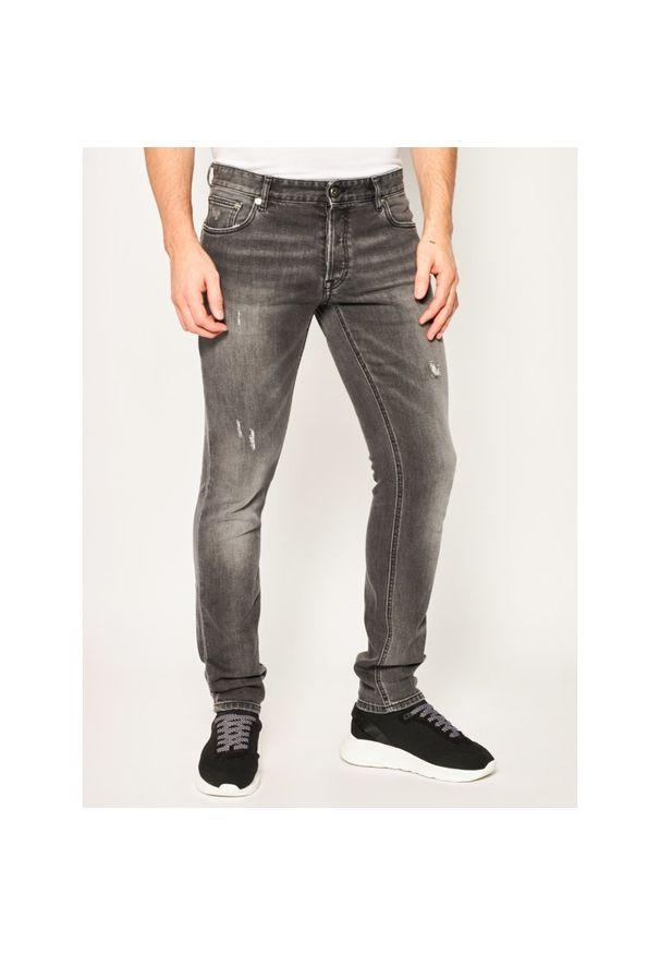 Szare jeansy Just Cavalli