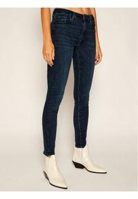 TOMMY HILFIGER - Tommy Hilfiger Jeansy Skinny Fit Como WW0WW28271 Granatowy Skinny Fit. Kolor: niebieski. Materiał: jeans