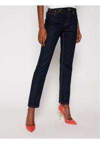 TOMMY HILFIGER - Tommy Hilfiger Jeansy Straight Leg Heritage Rome 1M87635002 Granatowy Straight Fit. Kolor: niebieski. Materiał: jeans