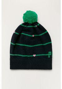 Niebieska czapka Polo Ralph Lauren