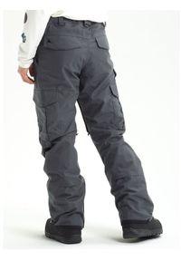 Burton Spodnie snowboardowe Cargo 13166105021 Szary Regular Fit. Kolor: szary. Sport: snowboard