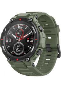 AMAZFIT - Smartwatch Amazfit T-Rex Army Green Zielony (xiaomi_20200608135127). Rodzaj zegarka: smartwatch. Kolor: zielony