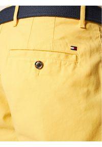 Żółte szorty TOMMY HILFIGER #5