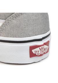 Srebrne buty sportowe Vans Vans Old Skool, z cholewką