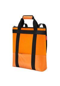 Pomarańczowa torba podróżna Reisenthel