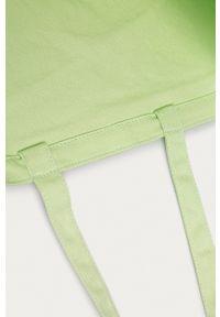 Billabong - Torebka. Kolor: zielony. Rodzaj torebki: na ramię