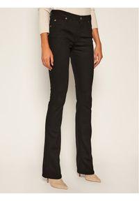 Czarne jeansy Victoria Victoria Beckham