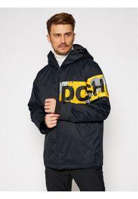 Czarna kurtka sportowa DC narciarska
