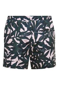 Only & Sons - ONLY & SONS Szorty kąpielowe Ted 22019094 Zielony Regular Fit. Kolor: zielony #5