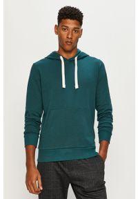 Zielona bluza nierozpinana PRODUKT by Jack & Jones z kapturem #5