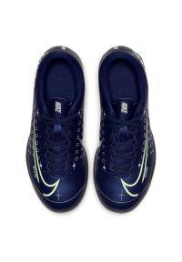 Buty piłkarskie turfy dla dzieci Nike Mercurial Vapor 13 Club MDS TF CJ1179. Materiał: skóra, syntetyk, materiał. Szerokość cholewki: normalna. Sezon: zima. Sport: piłka nożna