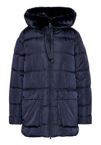 Niebieska kurtka zimowa Invicta