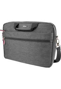 Szara torba na laptopa NATEC biznesowa