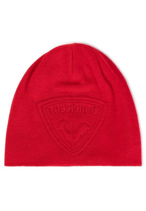 Czerwona czapka Rossignol