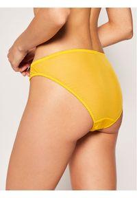 Gossard Figi klasyczne z wysokim stanem Superboost Lace 7723 Żółty. Stan: podwyższony. Kolor: żółty #4