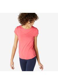 Koszulka do fitnessu NYAMBA