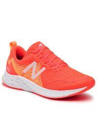 New Balance Buty WTMPOCP Czerwony. Kolor: czerwony