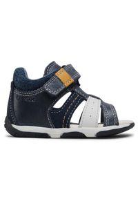 Geox Sandały B S.Tapuz B. A B150XA 0CL22 C4211 Granatowy. Kolor: niebieski #4