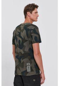 G-Star RAW - G-Star Raw - T-shirt bawełniany. Okazja: na co dzień. Materiał: bawełna. Styl: casual