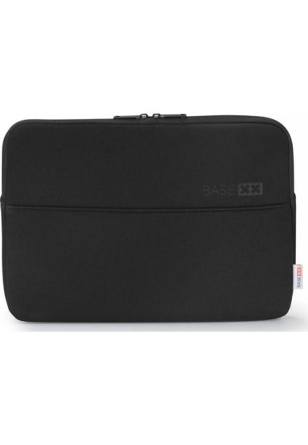 Czarne etui na laptopa DICOTA w kolorowe wzory