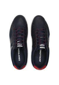 Jack & Jones - Jack&Jones Sneakersy Jfwbyson Pu Sport 12181822 Granatowy. Kolor: niebieski. Styl: sportowy #9