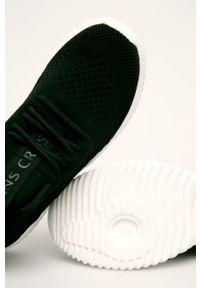 Cross Jeans - Buty. Nosek buta: okrągły. Zapięcie: sznurówki. Kolor: czarny. Materiał: guma