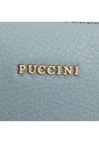 Niebieska listonoszka Puccini