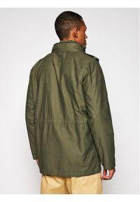 Zielona kurtka przejściowa Vans