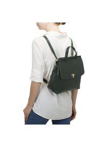 Zielony plecak młodzieżowy