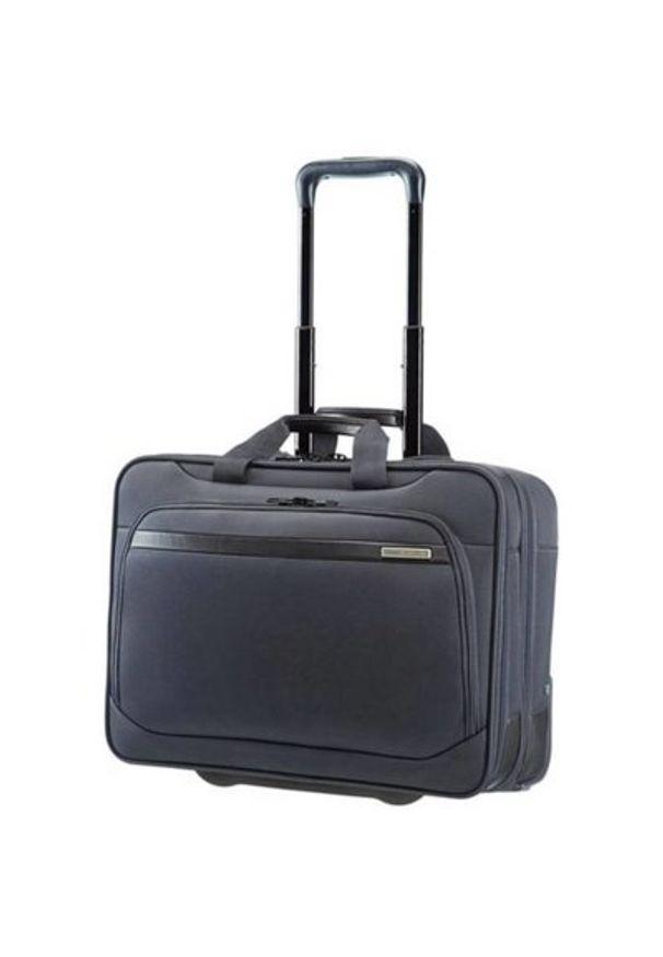 Szara torba na laptopa Samsonite