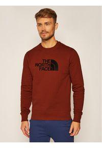 Brązowa bluza The North Face