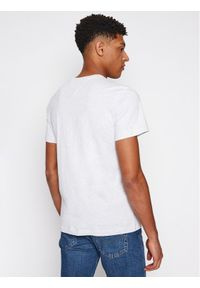 Tommy Jeans T-Shirt Classics DM0DM10101 Szary Regular Fit. Kolor: szary