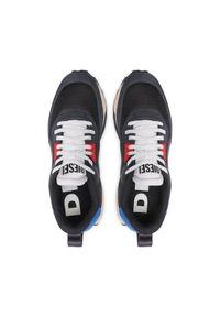 Diesel Sneakersy S-Tyche Low Cut Y02635 P4198 H3276 Czarny. Kolor: czarny