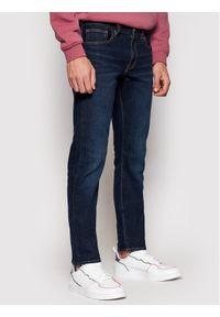 Armani Exchange Jeansy 8NZJ13 Z2DXZ 1500 Granatowy Slim Fit. Kolor: niebieski