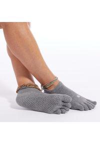 KIMJALY - Skarpety do jogi Kimjaly. Materiał: bawełna, poliamid, materiał, elastan