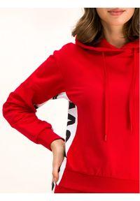Czerwona bluza Love Moschino