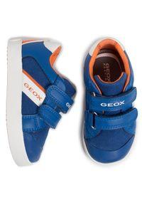 Niebieskie półbuty Geox #8