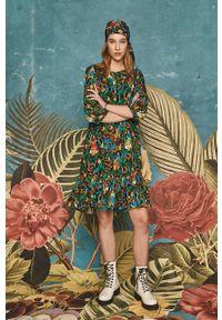 medicine - Medicine - Sukienka FridaFrida Kahlo. Materiał: tkanina. Długość rękawa: krótki rękaw