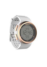 KALENJI - Zegarek do biegania W900 męski. Rodzaj zegarka: cyfrowe. Materiał: koronka. Styl: sportowy, elegancki