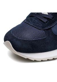 Colmar - Sneakersy COLMAR - Travis Colors 003 Navy/Lt Gray. Kolor: niebieski. Materiał: zamsz, skóra ekologiczna, materiał. Szerokość cholewki: normalna #4
