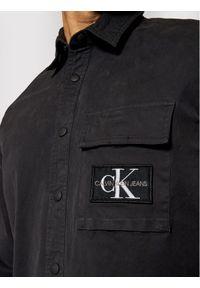Calvin Klein Jeans Koszula J30J317424 Czarny Regular Fit. Kolor: czarny
