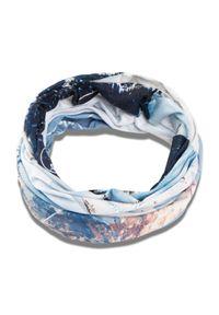 Niebieski szalik Buff