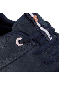 CATerpillar Sneakersy Quest P724165 Granatowy. Kolor: niebieski #5