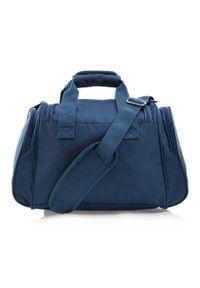 Niebieska torba podróżna Wittchen