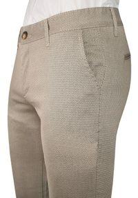Spodnie Ravanelli na co dzień, w geometryczne wzory