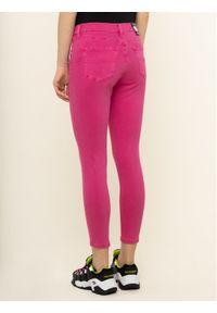 Różowe jeansy slim Tommy Jeans #5